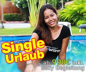thailand single urlaub